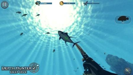 Depth Hunter 2 trae la pesca subacuática a iOS