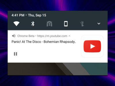Disponible la nueva actualización de Google Chrome Beta