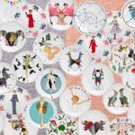 13 cuentas de Instagram con la porcelana y la cerámica como protagonista