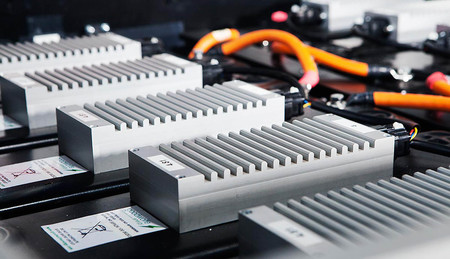 Coche Electrico Baterias 4