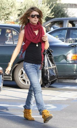 Shenae Grimes, protagonista de Beverly Hills 90210, la nueva musa adolescente