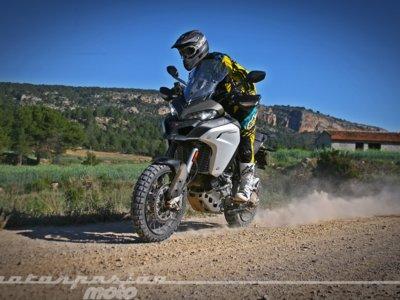 ¡Sorpresa! Ducati trama una súper-Multistrada 1260, la maxitrail más potente del mercado