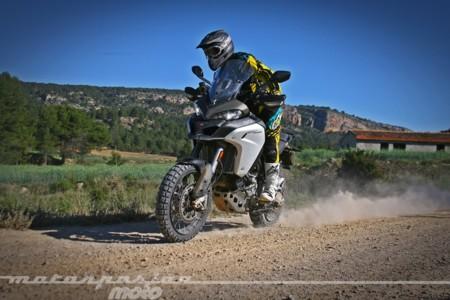 Ducati Multistrada 1200 Enduro Prueba 064