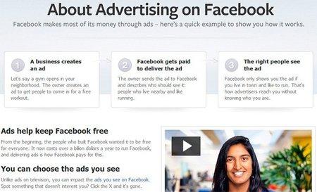 Facebook sin publicidad podría ser de pago