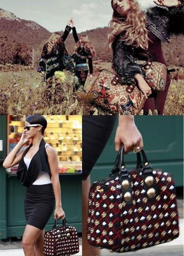 "El bolso ""it"" del momento: Babuska Boston Bag de Gucci"