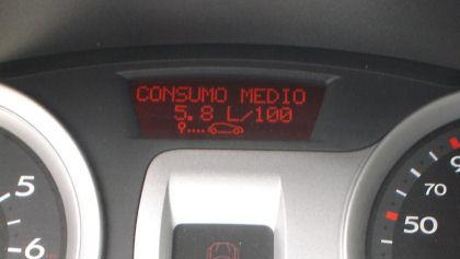 Consumo del Clio 1.2