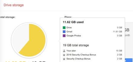 ¿Quieres 2 GB más de espacio gratis en Google Drive? Haz este simple chequeo de seguridad