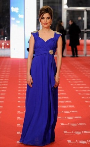 Adriana Ugarte Premios Goya 2011