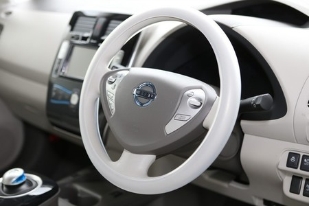 Nissan Leaf conducción autónoma