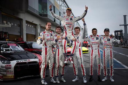 Lucas Ordóñez se hace con el título en la categoría Pro-Am del Blancpain Endurance Series
