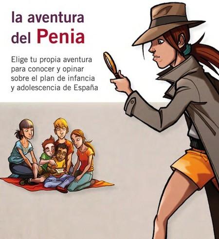 """""""La Aventura del PENIA"""": una historia que facilita el debate sobre las políticas que afectan a los niños"""