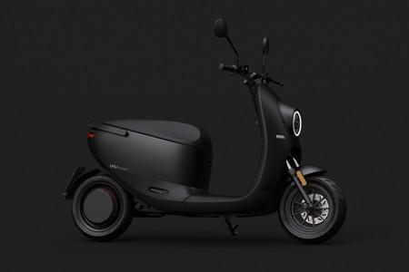 Unu Moto Electrica 2