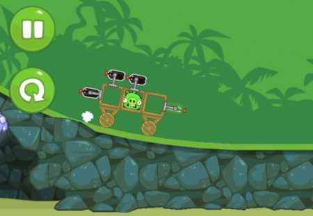bad piggies cerdo rovio