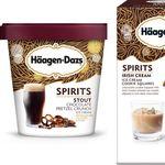 Häagen-Dazs anuncia su nueva línea de helados con licor