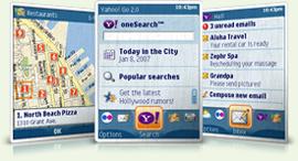 Yahoo se sube definitivamente a los móviles