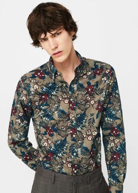 Trece Camisas Basicas Para Tu Armario Que Necesitas Comprar Ya En Las Rebajas De Mango