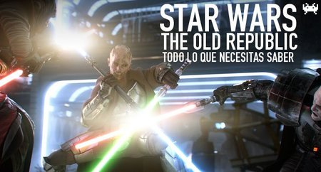 'Star Wars: The Old Republic': nuevo vídeo con toda la épica de la saga galáctica