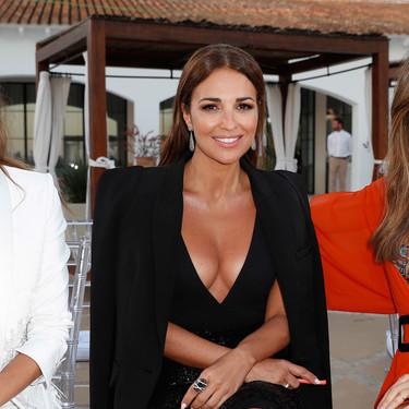 Así han sido los looks de Sara Carbonero, Paula Echevarría y Ariadne Artiles en el desfile de Calzedonia