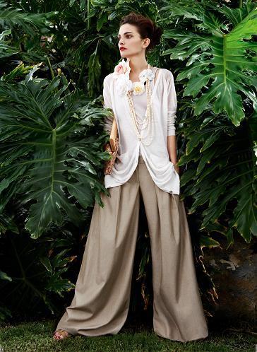 Laura Ponte para Mango Verano 2009