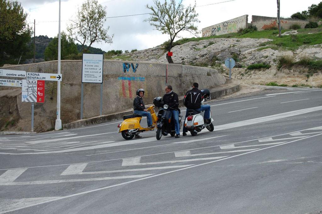 Foto de Segundo Scooter Rally de Alicante (7/10)