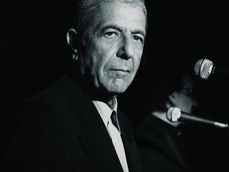 Leonard Cohen, justísimo ganador del Premio Príncipe de Asturias de las Letras