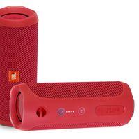 Altavoz portátil JBL Flip 4, con 16W de potencia y conectividad Bluetooth, por 79,90 euros