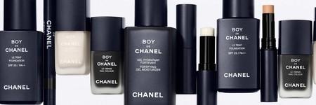 Boy De Chanel La Maison Francesa Propone Cosmeticos Y Maquillaje Para Hombre