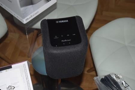 Desempaquetado del Yamaha WX-010