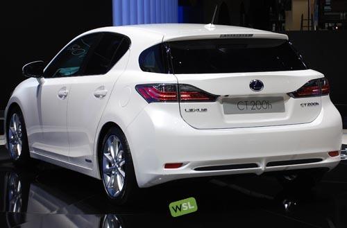 Foto de Embelezzia en la presentación mundial del Lexus CT 200h (16/24)