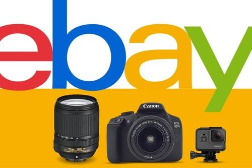 Selección de ofertas fotográficas en eBay: que las próximas vacaciones no te pillen sin cámara