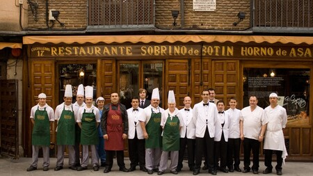 Botin: cómo tuvo que ingeniárselas el restaurante más antiguo del mundo para sobrevivir a la pandemia