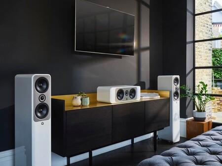 Q Acoustics actualiza su gama de altavoces Concept: tres nuevos modelos HiFi para montarnos un cine en casa a lo grande