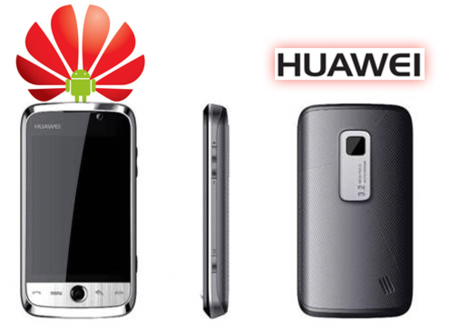 Huawei presenta novedades, entre ellas el U8230, su primer terminal Android