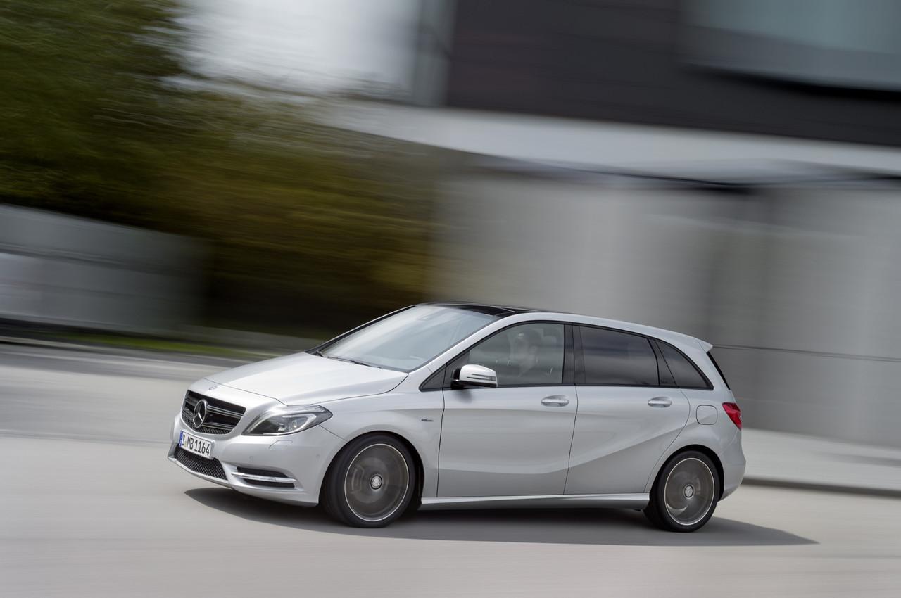 Foto de Mercedes-Benz Clase B (55/104)