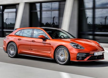 Porsche Panamera 2021 31