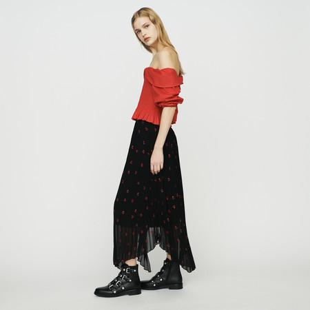 Como Llevar Faldas Largas En Verano 3