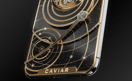 Caviar Cosmos Universe Diamond Photo2