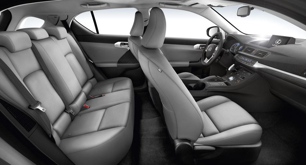 Foto de Lexus CT 200h (50/164)