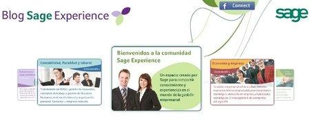 Nace Sage Experience, un nuevo blog para empresas y autónomos