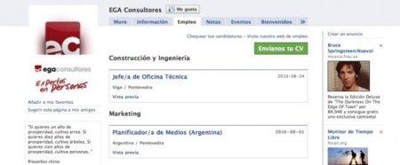 Jobsket lanza una aplicación para Facebook que simplifica la búsqueda de empleo para empresas y trabajadores