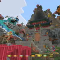 La mitología china llegará a Minecraft con un nuevo DLC