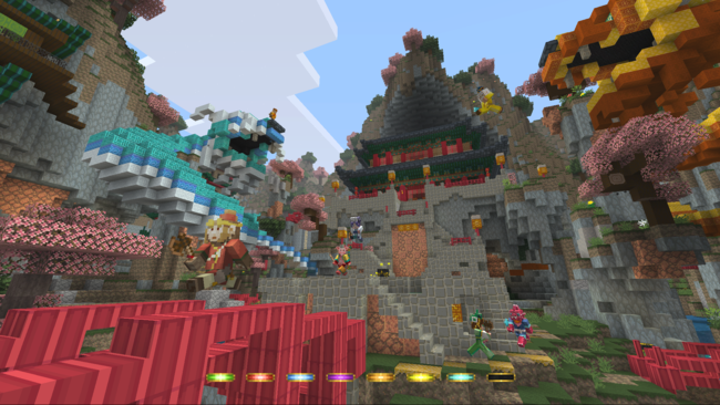 Minecraft China Dlc