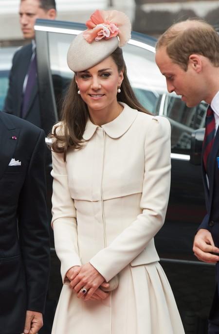 Kate Middletton y su fidelidad a Alexander McQueen. Repasamos sus mejores looks