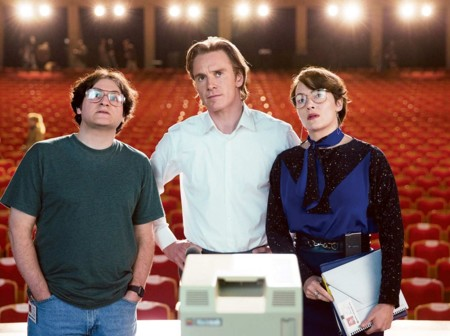 Escena Steve Jobs
