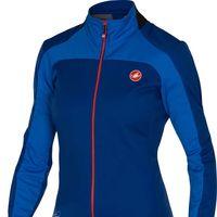 Sal a rodar en mañanas fresquitas con esta chaqueta Castelli Mortirolo 2 para mujer por 89,97 euros
