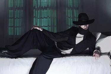 'Who's Lanvin Man' la nueva campaña de Lanvin Otoño-Invierno 2011/2012