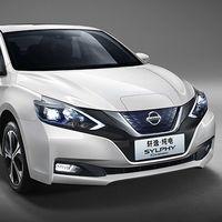 Aterriza en China, y solo en China, el Nissan Sylphy Zero Emission, un coche eléctrico heredero del LEAF
