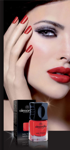 Alessandro, el esmalte de uñas que cambia de color en función del estado de ánimo
