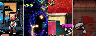 Locos por los 8 bits. 17 obras con la nostalgia pixelada de fondo