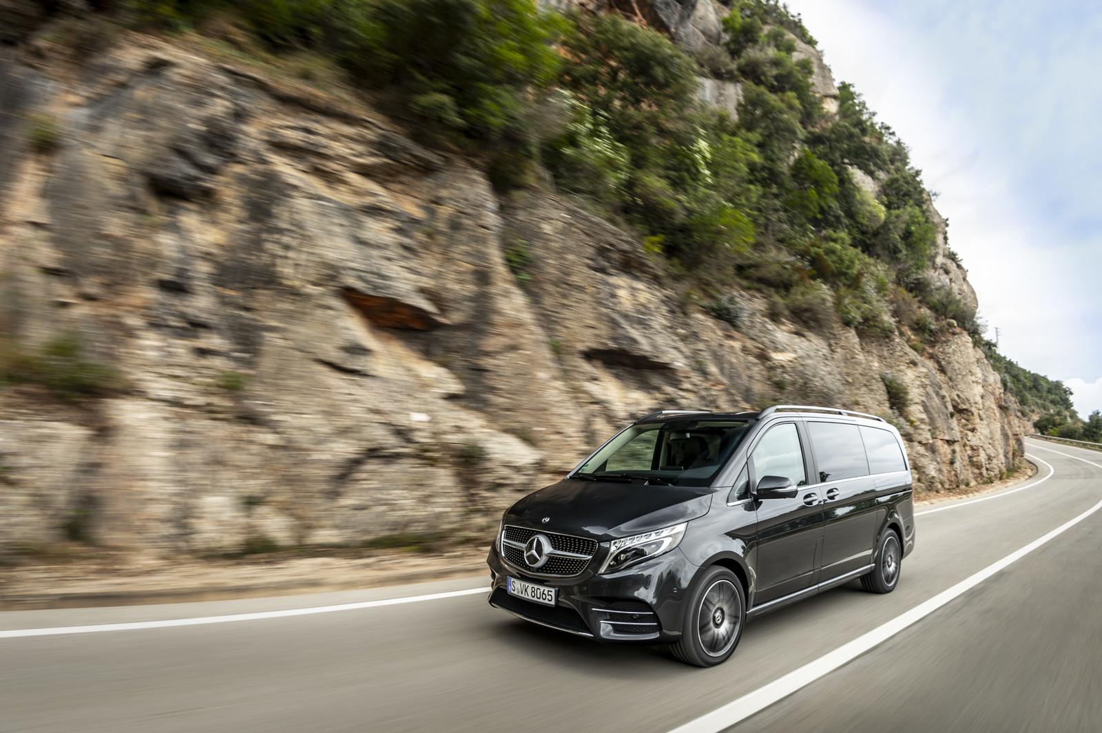 Foto de Mercedes-Benz Clase V 2019 (48/92)